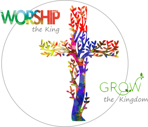 Trinity Methodist Church. Worship the King. Grow the Kingdom.