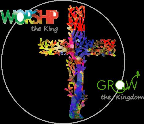 Trinity Methodist Church. Worship the King. Grow the Kingdom.